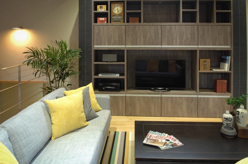 Phoenix Cocoon TV Room | Lower Wadano