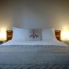 Phoenix Cocoon Bedroom with Lamps | Lower Wadano