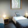 Phoenix Cocoon Bedroom with Triple Beds | Lower Wadano