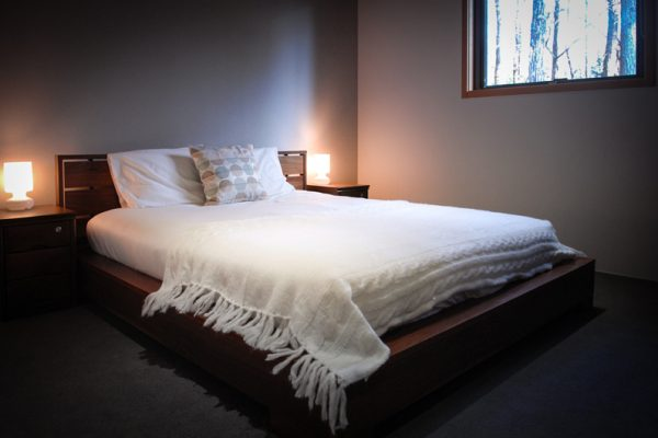 Phoenix Cocoon Bedroom | Lower Wadano
