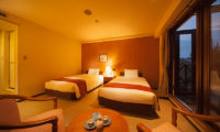Hakuba Springs Hotel Deluxe Twin Room | Happo Village