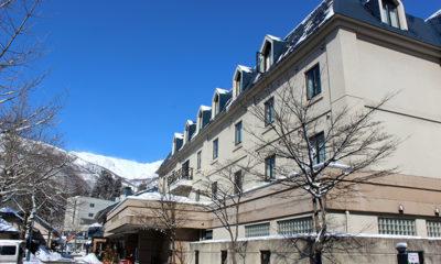 Hakuba Springs Hotel Outdoor View | Happo Village