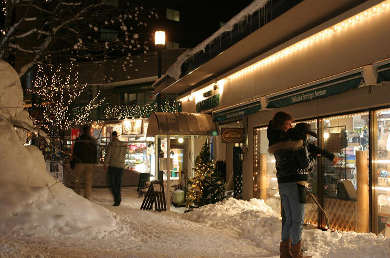 Hakuba Springs Hotel Hotel Shops and Bar | Happo Village