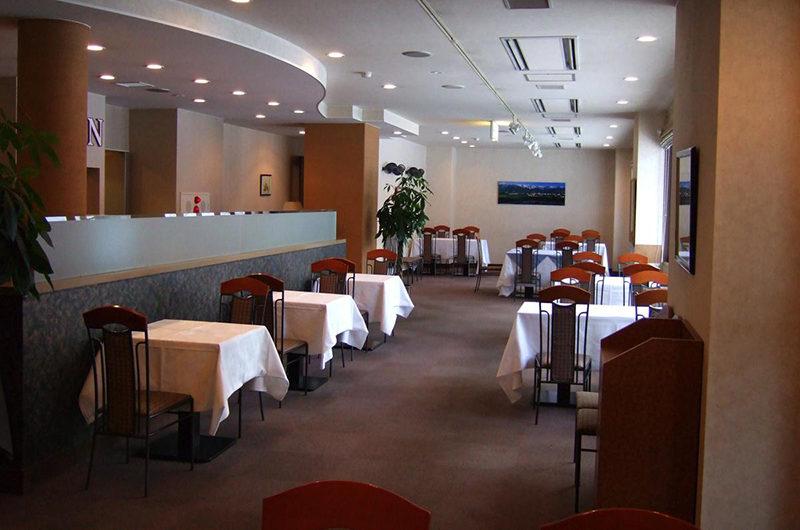 Hakuba Springs Hotel Restaurant   Happo Village