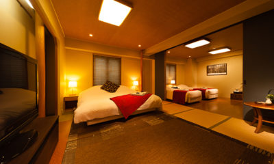Hakuba Springs Hotel Family Suite | Happo Village