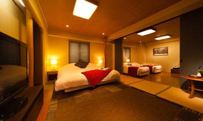 Hakuba Springs Hotel Family Suite | Happo Village