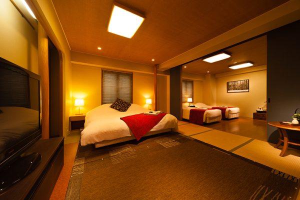 Hakuba Springs Hotel Family Suite   Happo Village