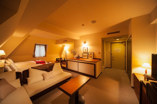 Hakuba Springs Hotel Junior Suite | Happo Village