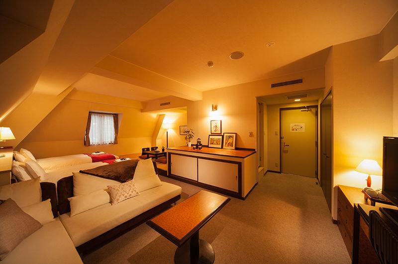 Hakuba Springs Hotel Junior Suite   Happo Village