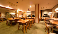 Marillen Hotel Dining Area | Happo Village