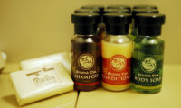 Marillen Hotel Bath Amenities | Happo Village