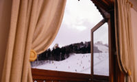Marillen Hotel Outdoor View from Window | Happo Village
