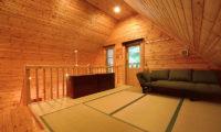 Maki Cottage Lounge Room | Lower Wadano