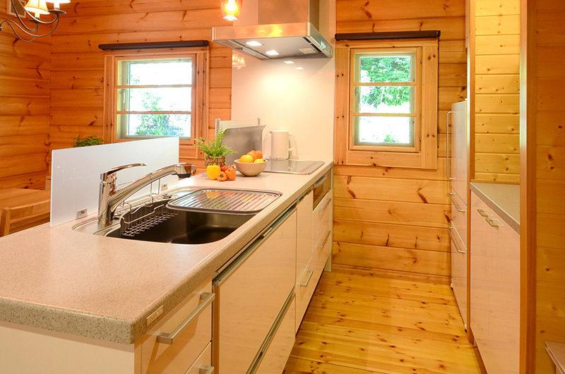 Maki Cottage Kitchen | Lower Wadano