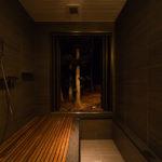 Phoenix Chalets Bathroom with Outdoor View   Lower Wadano