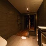 Phoenix Chalets Bathroom with Shower   Lower Wadano