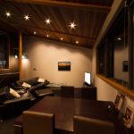 Phoenix Chalets TV Room   Lower Wadano