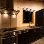 Phoenix Chalets Kitchen   Lower Wadano