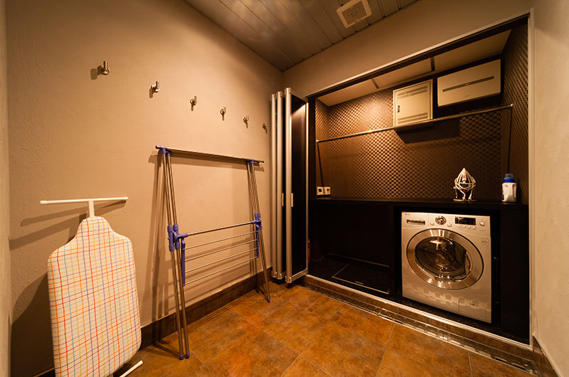 Phoenix Chalets Drying Room | Lower Wadano