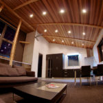 Phoenix Chalets Living and Dining Area   Lower Wadano