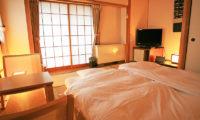 Phoenix Hotel Japanese Style Bedroom with TV | Lower Wadano