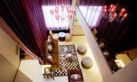 Phoenix Hotel Lobby Top View | Lower Wadano