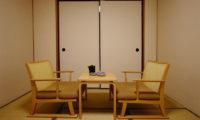 Phoenix Hotel Seating Area | Lower Wadano