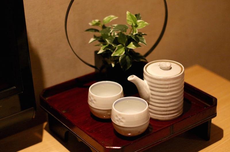 Phoenix Hotel Tea Set | Lower Wadano