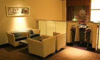 Phoenix Hotel Seating Area in Lobby | Lower Wadano