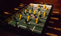 Phoenix One foosball | Lower Wadano
