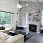 Powdersuites Living Area with TV   Goryu / Hakuba 47