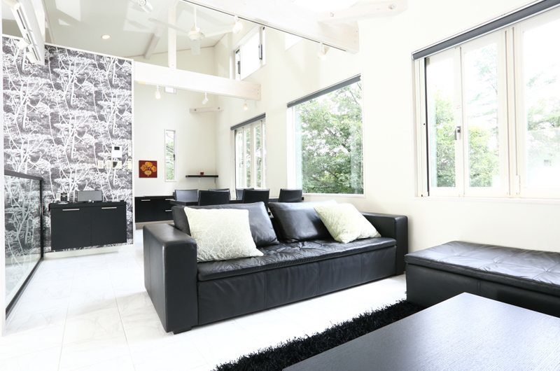 Powdersuites Living Area | Goryu / Hakuba 47