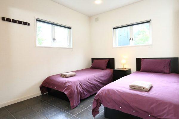Powdersuites Twin Bedroom | Goryu / Hakuba 47