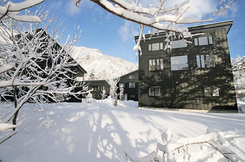 Powdersuites Outdoor Area | Goryu / Hakuba 47