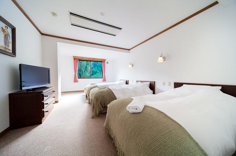 Wadano Forest Hotel Triple Bedroom | Upper Wadano