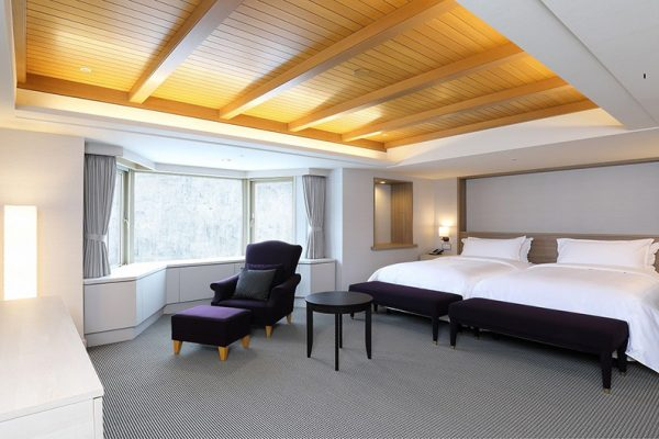 The Kiroro, A Tribute Portfolio Hotel Twin Bedroom with Carpet | Kiroro