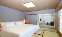 The Kiroro, A Tribute Portfolio Hotel Bedroom with Attached Living Room | Kiroro