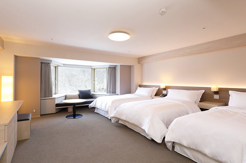 The Kiroro, A Tribute Portfolio Hotel Bedroom with Triple Beds | Kiroro