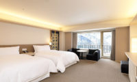 The Kiroro, A Tribute Portfolio Hotel Twin Bedroom with Seating Area | Kiroro