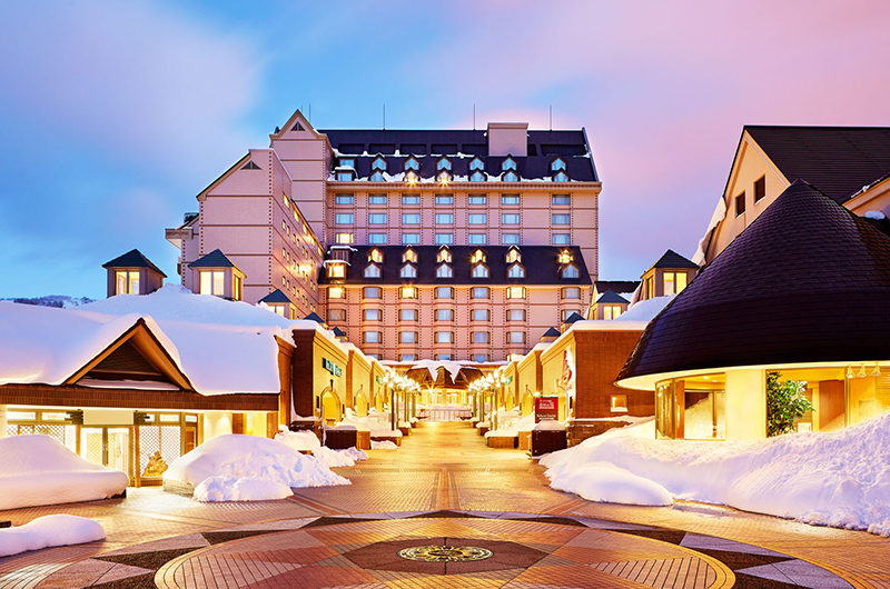 The Kiroro, A Tribute Portfolio Hotel Outdoor Area with Snow | Kiroro