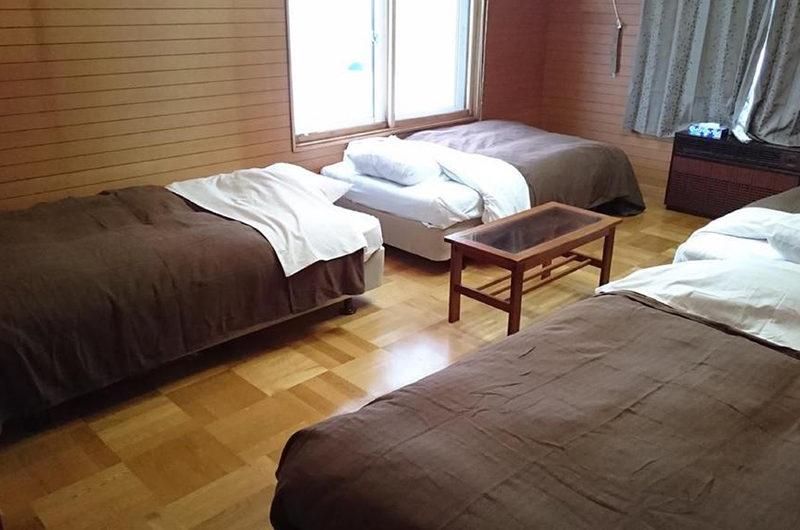 Chise House Quad Bedroom | Rusutsu