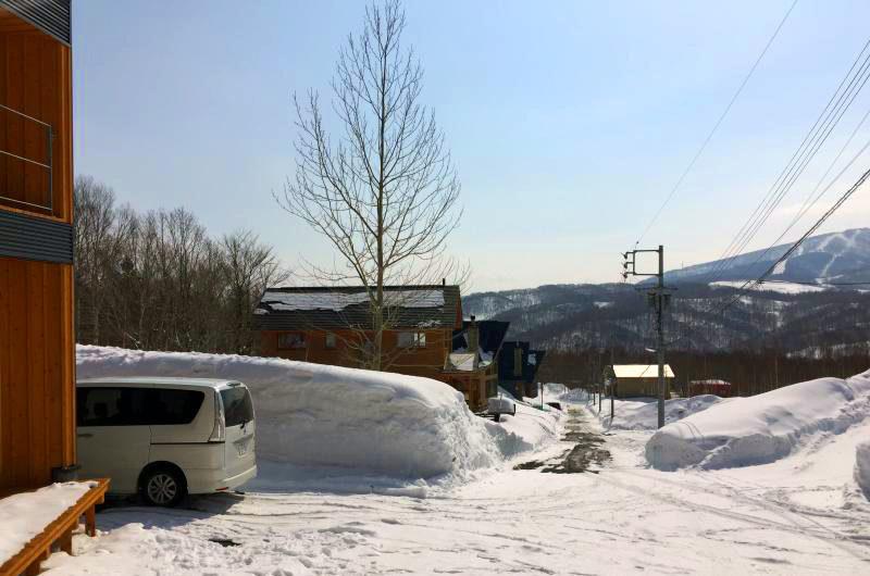 Shirokin Outdoor View | Rusutsu
