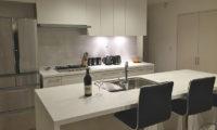 Shirokin Kitchen with Utensils | Rusutsu