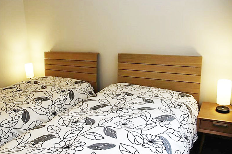 Shirokin Twin Bedroom | Rusutsu