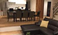 Shirokin Living and Dining Area | Rusutsu