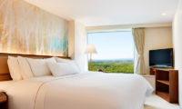 Westin Rusutsu Resort Bedroom with TV | Rusutsu