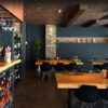 Mountain Side Dining Area with Bar Counter | Upper Wadano