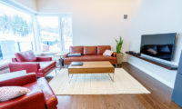 Mountain Side Living Room with TV | Upper Wadano