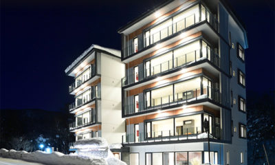 Mountain Side Outdoor Area at Night | Upper Wadano