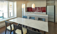 Mountain Side Kitchen and Dining Area | Upper Wadano